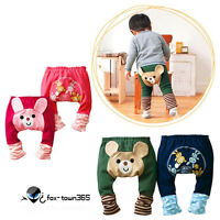 Baby New Born Toddlers Child Kids Unisex Trousers Leggings Leg Warmers Pants!