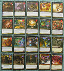 World of Warcraft TCG Through the Dark Portal Rare Card Selection (WoW CCG TtDP)