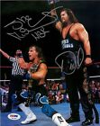 Kevin Nash Diesel & Shawn Michaels Signed Auto'd WWE WWF 8x10 Photo PSA/DNA COA
