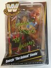 George Steele Signed WWE Classic Legends Action Figure PSA/DNA COA The Animal