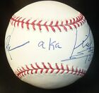 X-Pac aka 123 Kid Signed Baseball PSA/DNA COA Auto DX NWO WCW WWE DeGeneration X