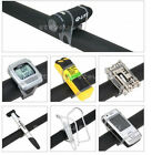 MTB Cycling Bike Bicycle Silicone Band Flash Light Phone Strap Tie Mount Holder