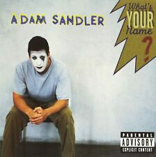 ADAM SANDLER - WHAT'S YOUR NAME CD ~ COMEDY / HUMOUR / FUNNY *NEW*