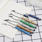 8X 3in1 Mini Capacitive Touch Screen With Ball Point Pen Stylus For iPhone iPod