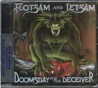 FLOTSAM AND JETSAM DOOMSDAY FOR THE DECEIVER SEALED CD NEW 2012