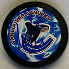 MAREK MALIK Signed VANCOUVER CANUCKS PUCK!! MAKE OFFER! 1001021