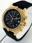 Breitling Chronomat Vitesse P.A.N. 18k Yellow Gold with Date RARE 41mm watch.