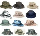 Boonie Hats Military Army Hat Fishing Hiking Hunting or Everyday Wear Sun Caps