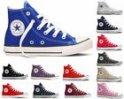Mens Womens Converse CT All Star HI Canvas Trainers Fifteen 15 Colours UK 3 - 12
