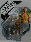 Star Wars Concept R2-D2 & C3-PO McQuarrie Coin Action Figure 2007 FREE US Ship