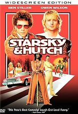 Starsky & Hutch (DVD, 2004, Widescreen) New Sealed