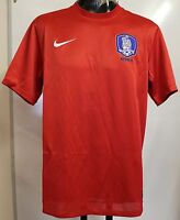 SOUTH KOREA 2012/13 HOME SHIRT BY NIKE ADULTS SIZE XL BRAND NEW WITH TAGS