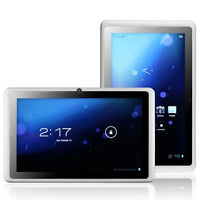 Ulitton 7'' Capacitive Touch Screen 4GB A13 1.0GHz CPU Android 4.0 Tablet