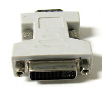 New DVI Female to VGA Male adapter DVI-I dual link 24+5 FastShipping From USA