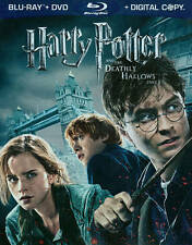 Harry Potter and the Deathly Hallows: Part I (Blu-ray/DVD, 2011, 3-Disc Set )