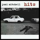 JONI MITCHELL - HITS CD ~ BIG YELLOW TAXI~WOODSTOCK~ 60's / 70's FOLK ROCK *NEW*