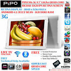 PiPO MAX M6 3G 9.7'' RETINA QUAD CORE RK3188 1.8GHz 32GB ANDROID 4.2 TABLET PC