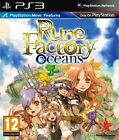 Rune Factory Oceans (PS3) Sony PlayStation 3 PS3 Brand New