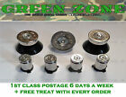 Xbox 360 Controller Silver Bullet Buttons ABXY + Thumbsticks + D Pad Mod Kit