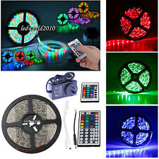 Waterproof 5M 10M 15M 3528 LED Strip Light Cabinet Display Lights RGB Warm/Cool
