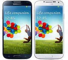 Samsung Galaxy S 4 IV SGH-I337-16GB- AT&T Unlocked Smartphone WHITE-BLACK-RED