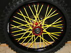 RM 85 SPOKE COATS MX / colored spokes, covers, wraps, skins, wheels
