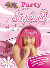 Party with Stephanie (LazyTown), , New Book