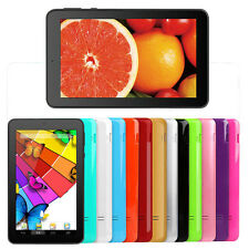 Kocaso Quad Core 7 Inch Tablet Android 4.4 1.2 GHz 8 GB Dual Camera 13 Colors