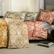 Milano Cotton Duvet Cover Set
