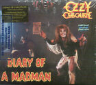 OZZY OSBOURNE DIARY OF A MADMAN 2 CD 2011 REMASTERED
