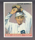 VICTOR SORRELL 1983 REPRINT OF 1933 GOUDEY CARD by RENATA GALASSO #15