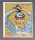 EPPA RIXEY 1983 REPRINT OF 1933 GOUDEY CARD by RENATA GALASSO #74