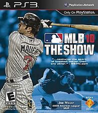 MLB 10 The Show  Playstation 3  Brand New  Sealed