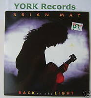 """BRIAN MAY - Back To The Light - Excellent Con 7"""" Single"""