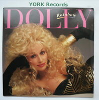 DOLLY PARTON - Rainbow - Excellent Condition LP Record Columbia FC 40968