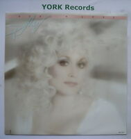 DOLLY PARTON - Real Love - Excellent Condition LP Record RCA Victor AHL1-5414