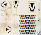 Vitus decal set - for Campagnolo bike New!