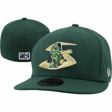 New Era Beloit Snappers Green On-Field Authentic 59FIFTY Fitted Hat