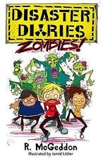 Disaster Diaries: 01 ZOMBIES!, McGeddon, R., New Book