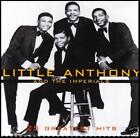LITTLE ANTHONY & IMPERIALS - 25 GREATEST HITS CD ~ 50's 60's BEST OF *NEW*