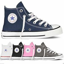 Converse Kids All Star Unisex High Top Boys Girls Chuck Taylor Trainers Shoes