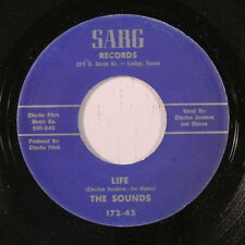 SOUNDS: Life / Charlie Chan 45 (re) Vocal Groups