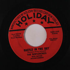 BOP-CHORDS: Castle In The Sky / My Darling To You 45 (flat red lbl with single