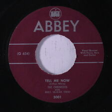 CABINEERS: How Can I Help It / Tell Me Now 45 (repro) Vocal Groups