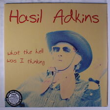 HASIL ADKINS: What The Hell Was I Thinking LP (w/ free MP3 download) Rock & Pop