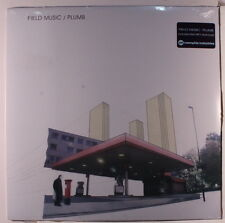FIELD MUSIC: Plumb LP (w/ free MP3 download) Rock & Pop