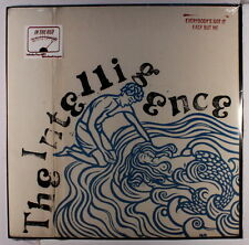 INTELLIGENCE: Everybody's Got It Easy But Me LP Sealed (w/ free MP3 download) R