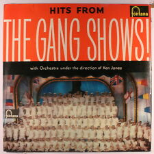 ORIGINAL CAST: Hits From The Gang Shows LP (Mono, UK, staining obc) Soundtrack