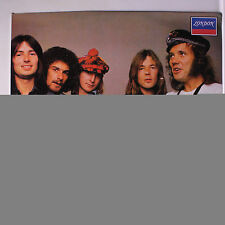 SAVOY BROWN: 30 Anos De Musica Rock, Salvat LP (Mexico, tag obc, few light cove