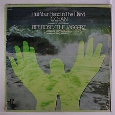 BIFF ROSE / THE JAGGERZ: Put Your Hand In The Hand / Ocean LP (shrink) Rock & P